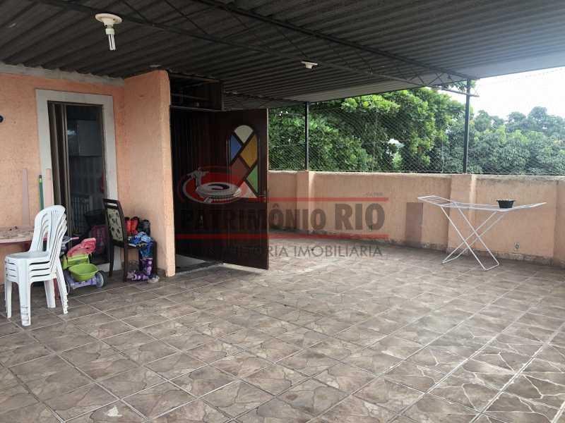 IMG_6803 - Apartamento 2quartos Colégio com terraço churrasqueira - PAAP22981 - 26