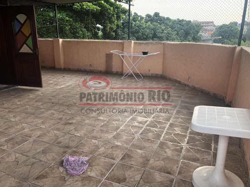 IMG_6804 - Apartamento 2quartos Colégio com terraço churrasqueira - PAAP22981 - 27