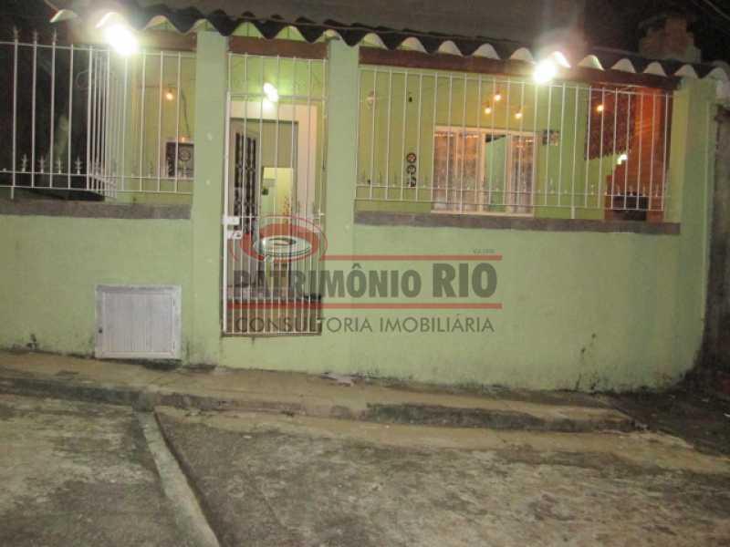 01 - Ótima Casa Tipo Apto 3quartos Cascadura - PACV30030 - 1