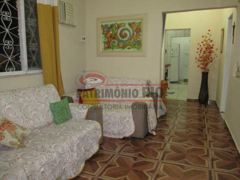 04 - Ótima Casa Tipo Apto 3quartos Cascadura - PACV30030 - 5