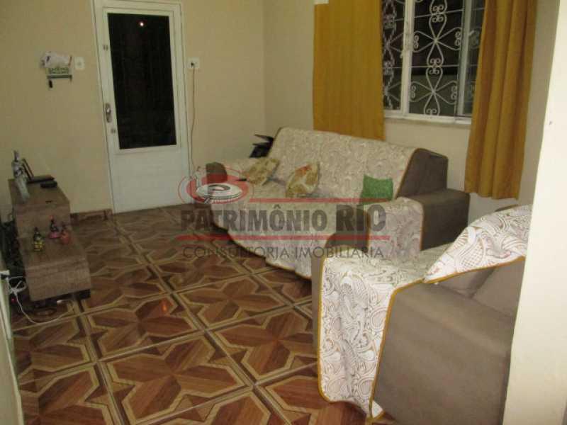 05 - Ótima Casa Tipo Apto 3quartos Cascadura - PACV30030 - 6