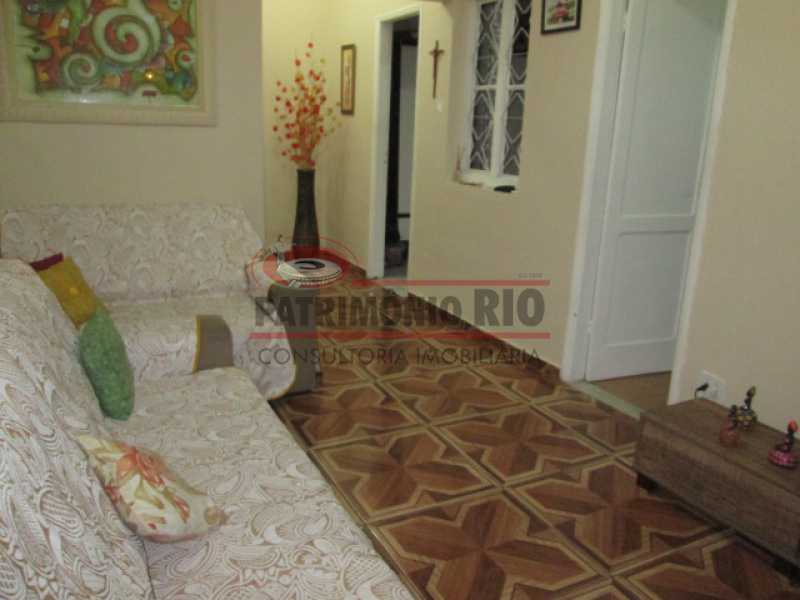 06 - Ótima Casa Tipo Apto 3quartos Cascadura - PACV30030 - 7