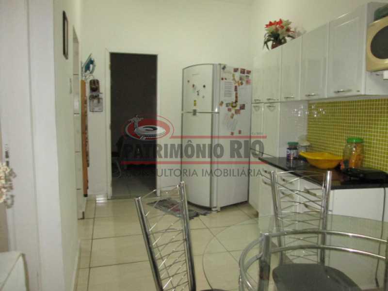 08 - Ótima Casa Tipo Apto 3quartos Cascadura - PACV30030 - 9