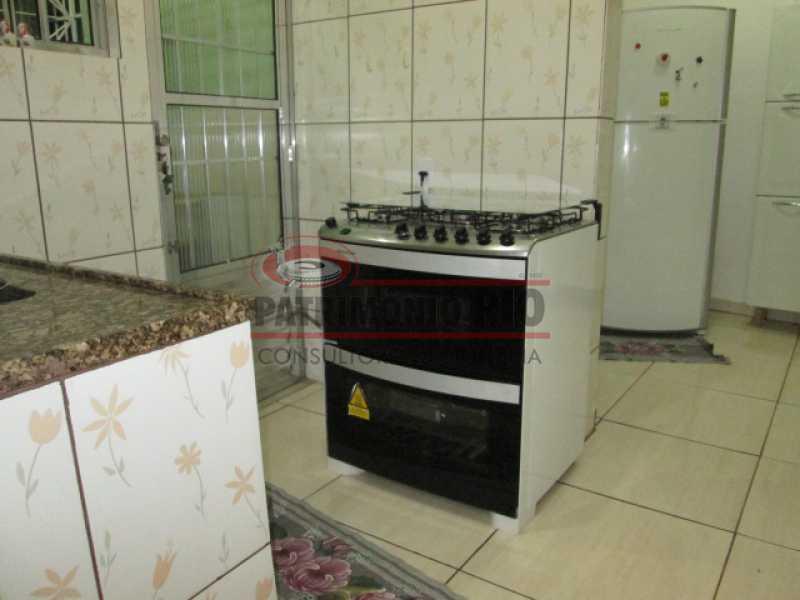 09 - Ótima Casa Tipo Apto 3quartos Cascadura - PACV30030 - 10