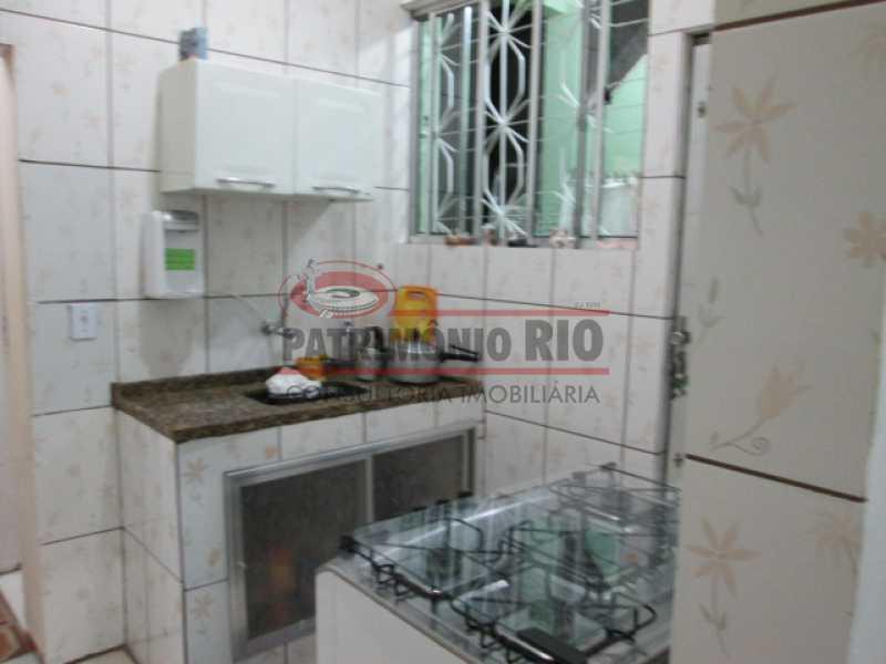 10 - Ótima Casa Tipo Apto 3quartos Cascadura - PACV30030 - 11