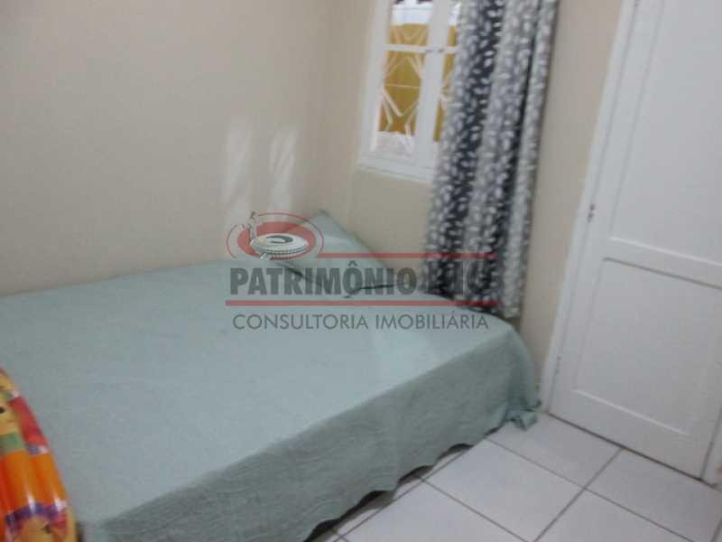 13 - Ótima Casa Tipo Apto 3quartos Cascadura - PACV30030 - 14