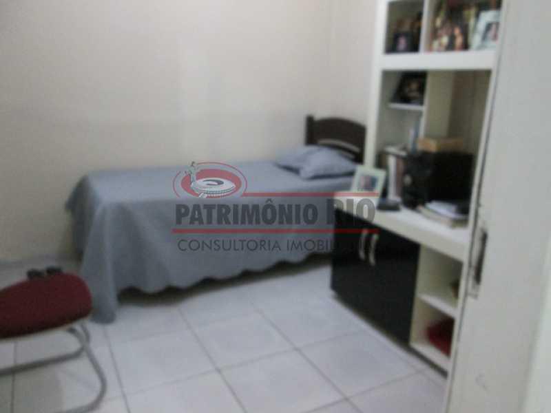 14 - Ótima Casa Tipo Apto 3quartos Cascadura - PACV30030 - 15
