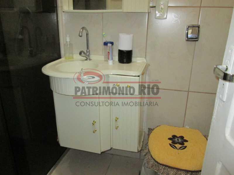 16 - Ótima Casa Tipo Apto 3quartos Cascadura - PACV30030 - 17