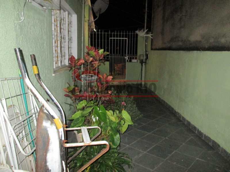 18 - Ótima Casa Tipo Apto 3quartos Cascadura - PACV30030 - 19