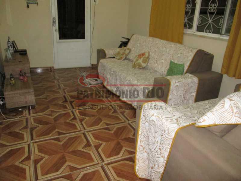 21 - Ótima Casa Tipo Apto 3quartos Cascadura - PACV30030 - 22