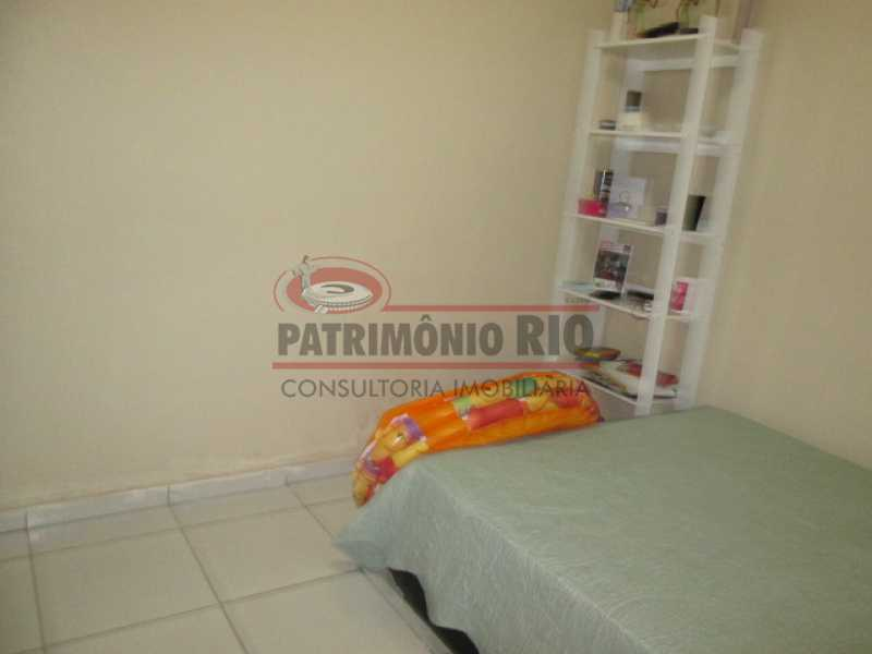 23 - Ótima Casa Tipo Apto 3quartos Cascadura - PACV30030 - 24