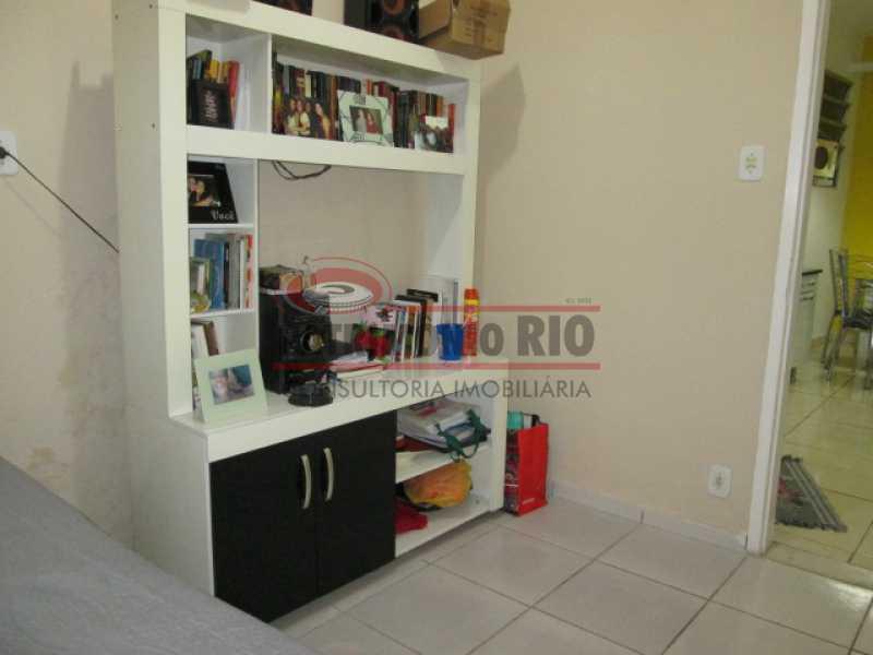 24 - Ótima Casa Tipo Apto 3quartos Cascadura - PACV30030 - 25