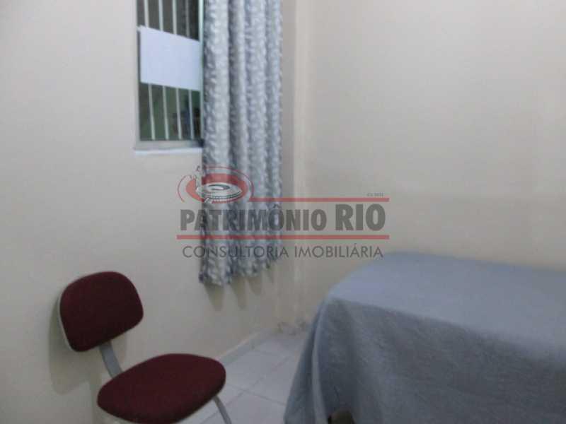 25 - Ótima Casa Tipo Apto 3quartos Cascadura - PACV30030 - 26