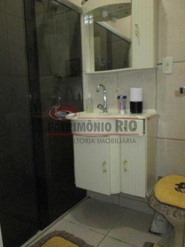 27 - Ótima Casa Tipo Apto 3quartos Cascadura - PACV30030 - 28