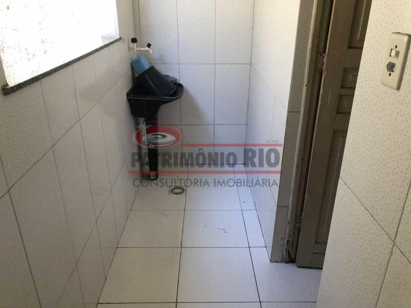 IMG_6858 - Apartamento 1qto - Irajá vazio - PAAP10358 - 27