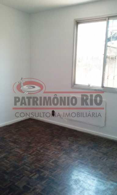 03. - Excelente apartamento, vazio, térreo, sol da manhã, sala, 2qtos - PAAP30773 - 4