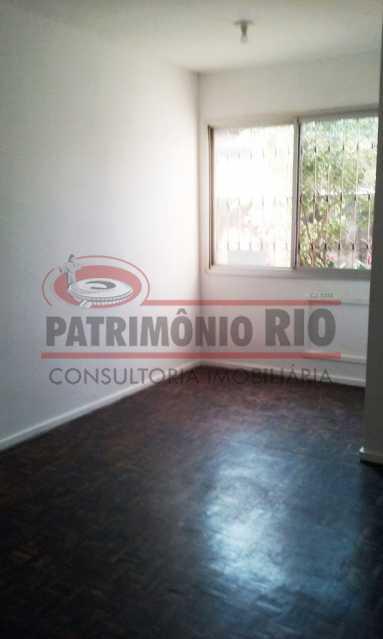 04. - Excelente apartamento, vazio, térreo, sol da manhã, sala, 2qtos - PAAP30773 - 5