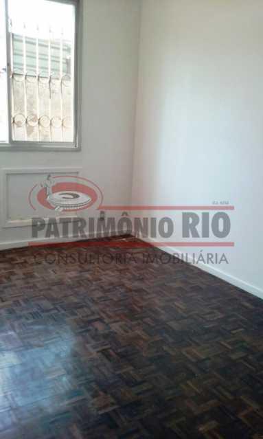 05. - Excelente apartamento, vazio, térreo, sol da manhã, sala, 2qtos - PAAP30773 - 6