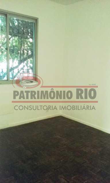 06. - Excelente apartamento, vazio, térreo, sol da manhã, sala, 2qtos - PAAP30773 - 7