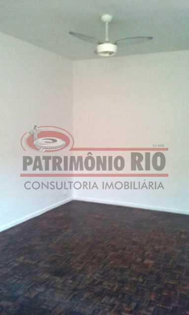 07. - Excelente apartamento, vazio, térreo, sol da manhã, sala, 2qtos - PAAP30773 - 8