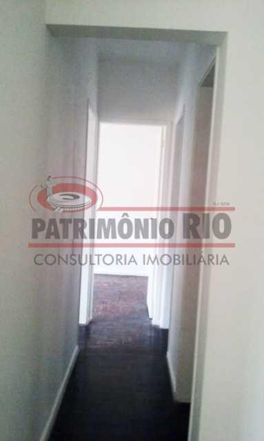 08. - Excelente apartamento, vazio, térreo, sol da manhã, sala, 2qtos - PAAP30773 - 9