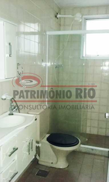 09. - Excelente apartamento, vazio, térreo, sol da manhã, sala, 2qtos - PAAP30773 - 10