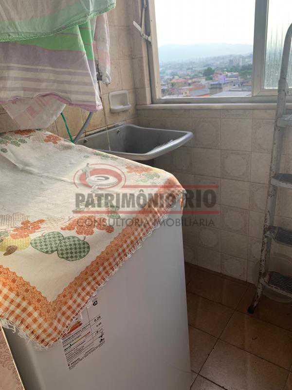 IMG-1312 - Apartamento 2quartos - vaga - Parque Madureira - PAAP22987 - 17