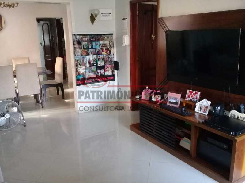 1 - Excelente Casa única no terreno na Vila da Penha em ótima localização, junto ao Carioca Shopping - PACA30400 - 1