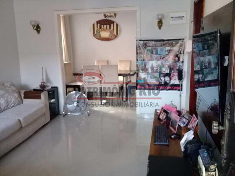 2 - Excelente Casa única no terreno na Vila da Penha em ótima localização, junto ao Carioca Shopping - PACA30400 - 3
