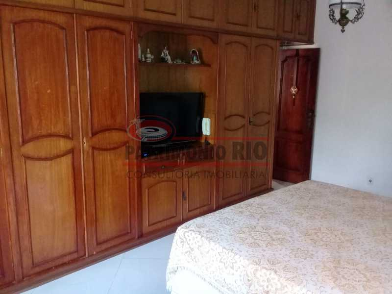 4 - Excelente Casa única no terreno na Vila da Penha em ótima localização, junto ao Carioca Shopping - PACA30400 - 5