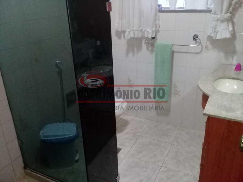 14 - Excelente Casa única no terreno na Vila da Penha em ótima localização, junto ao Carioca Shopping - PACA30400 - 15