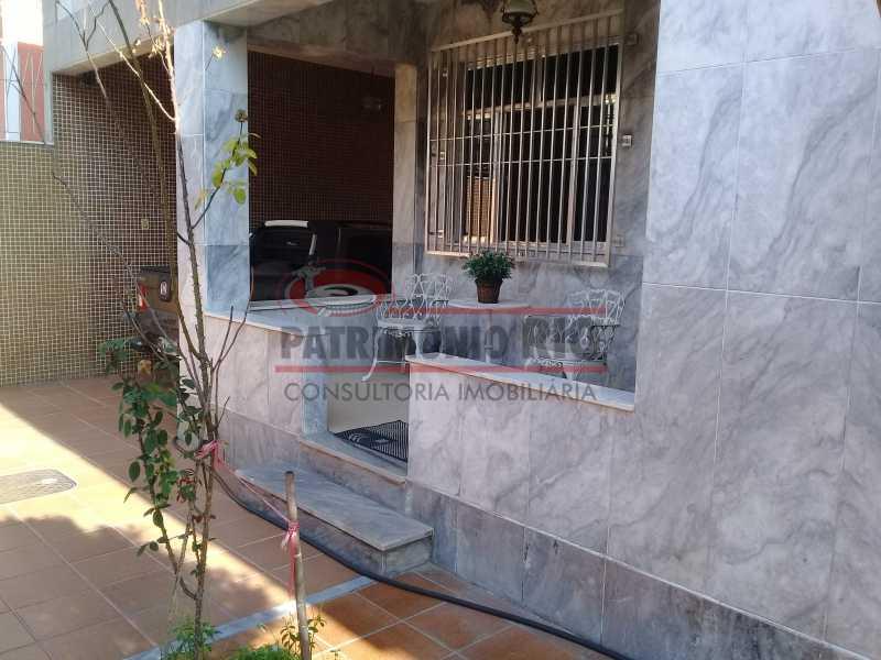 16 - Excelente Casa única no terreno na Vila da Penha em ótima localização, junto ao Carioca Shopping - PACA30400 - 17
