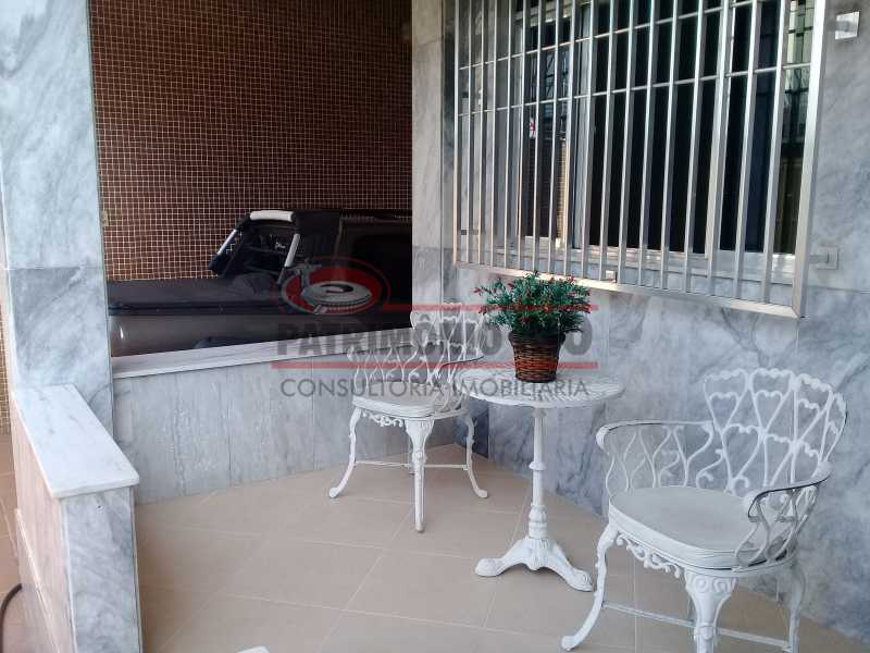 17 - Excelente Casa única no terreno na Vila da Penha em ótima localização, junto ao Carioca Shopping - PACA30400 - 18