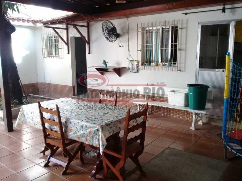 18 - Excelente Casa única no terreno na Vila da Penha em ótima localização, junto ao Carioca Shopping - PACA30400 - 19
