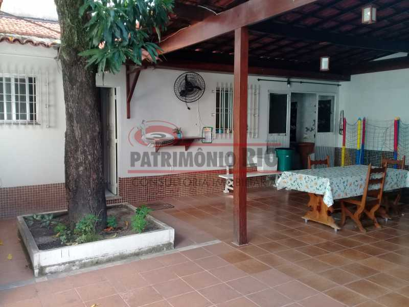 19 - Excelente Casa única no terreno na Vila da Penha em ótima localização, junto ao Carioca Shopping - PACA30400 - 20