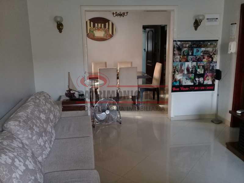 22 - Excelente Casa única no terreno na Vila da Penha em ótima localização, junto ao Carioca Shopping - PACA30400 - 23