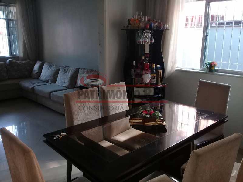 24 - Excelente Casa única no terreno na Vila da Penha em ótima localização, junto ao Carioca Shopping - PACA30400 - 25