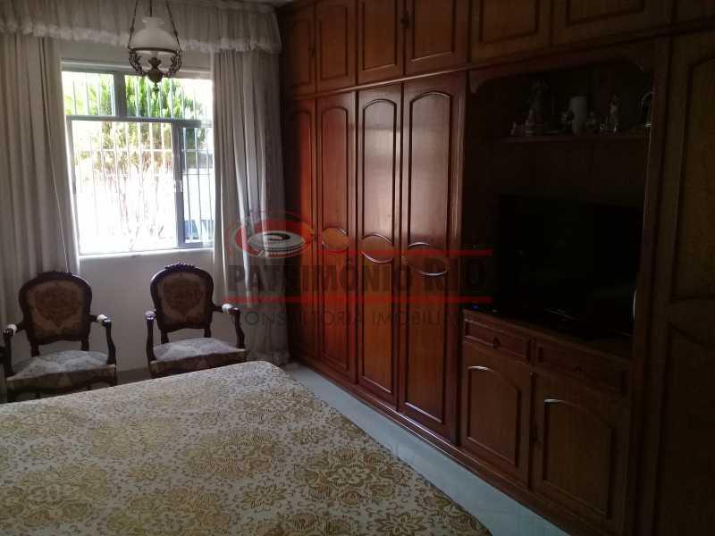 25 - Excelente Casa única no terreno na Vila da Penha em ótima localização, junto ao Carioca Shopping - PACA30400 - 26