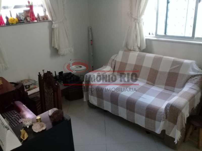 27 - Excelente Casa única no terreno na Vila da Penha em ótima localização, junto ao Carioca Shopping - PACA30400 - 28