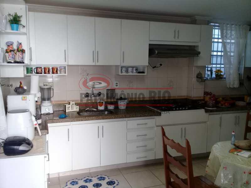 28 - Excelente Casa única no terreno na Vila da Penha em ótima localização, junto ao Carioca Shopping - PACA30400 - 29