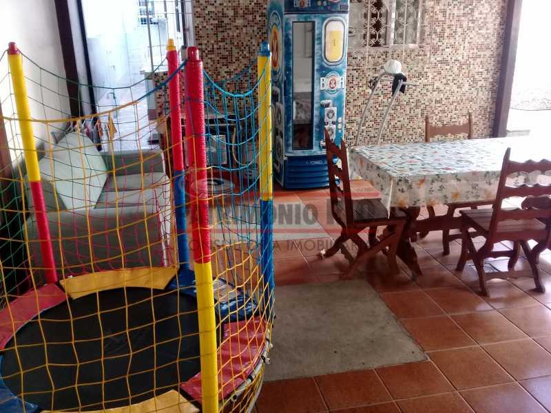 30 - Excelente Casa única no terreno na Vila da Penha em ótima localização, junto ao Carioca Shopping - PACA30400 - 31