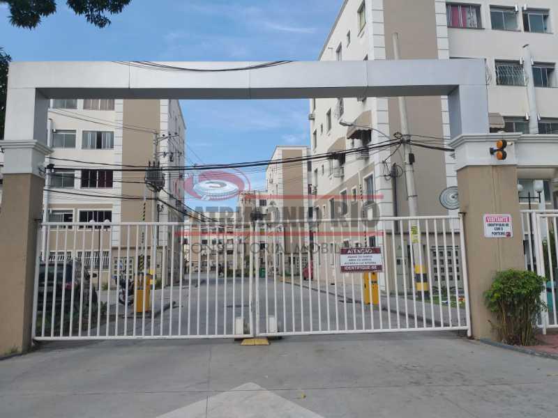 RS 4 - Apartamento de 2quartos com suíte todo reformado - PAAP22995 - 15