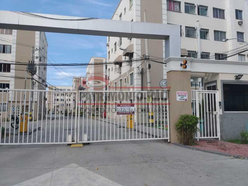 RS 6 - Apartamento de 2quartos com suíte todo reformado - PAAP22995 - 18