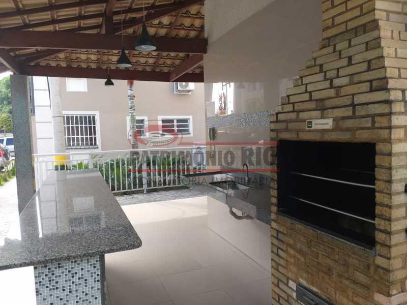 RS 8 - Apartamento de 2quartos com suíte todo reformado - PAAP22995 - 20