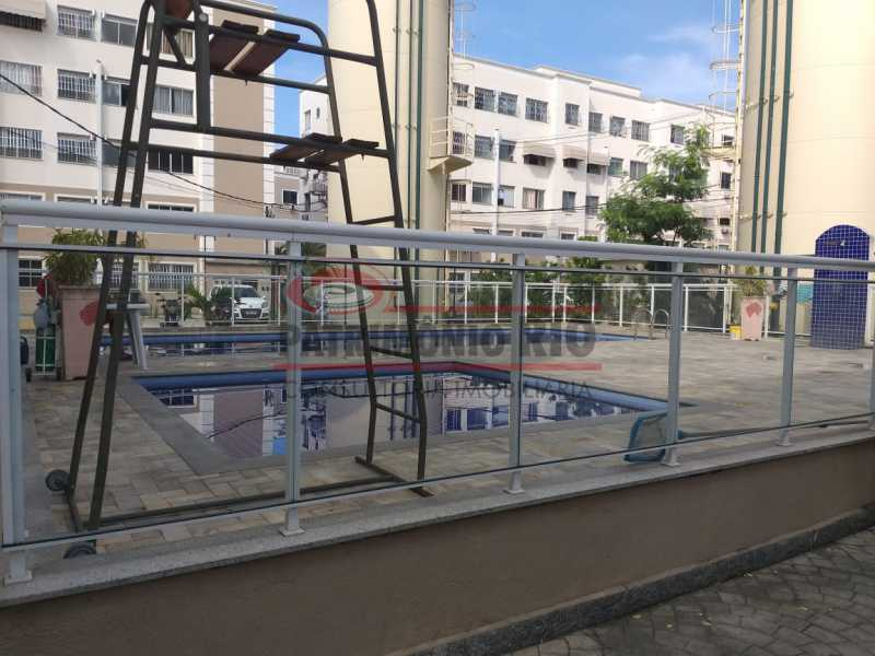 RS 11 - Apartamento de 2quartos com suíte todo reformado - PAAP22995 - 22