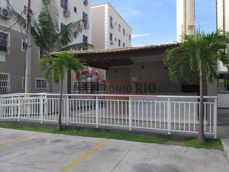RS 12 - Apartamento de 2quartos com suíte todo reformado - PAAP22995 - 17