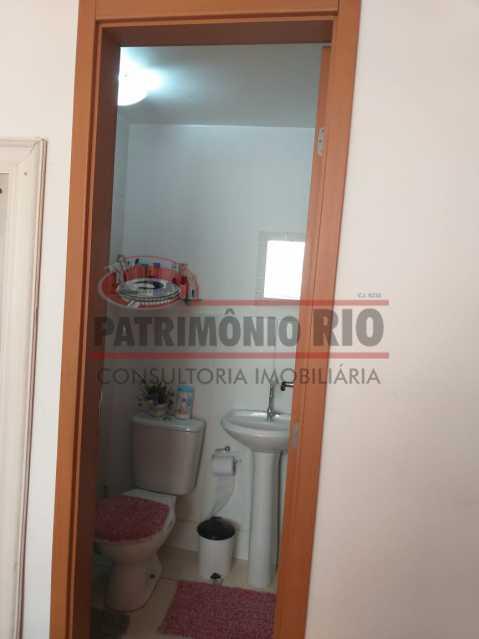 RS 14 - Apartamento de 2quartos com suíte todo reformado - PAAP22995 - 8