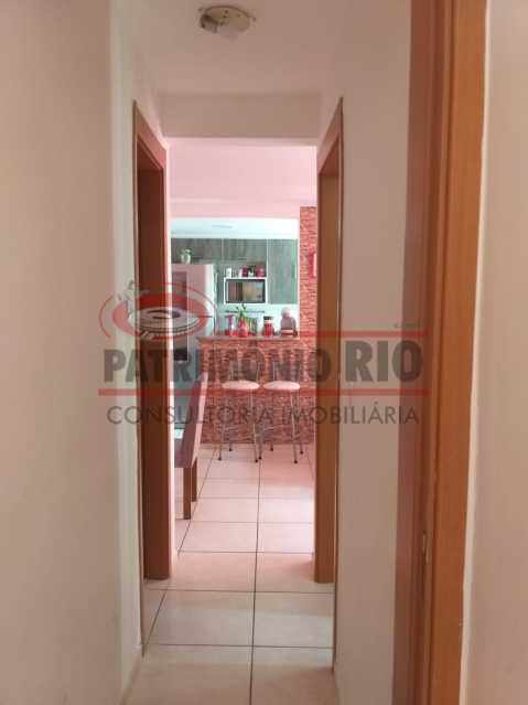 RS 16 - Apartamento de 2quartos com suíte todo reformado - PAAP22995 - 6