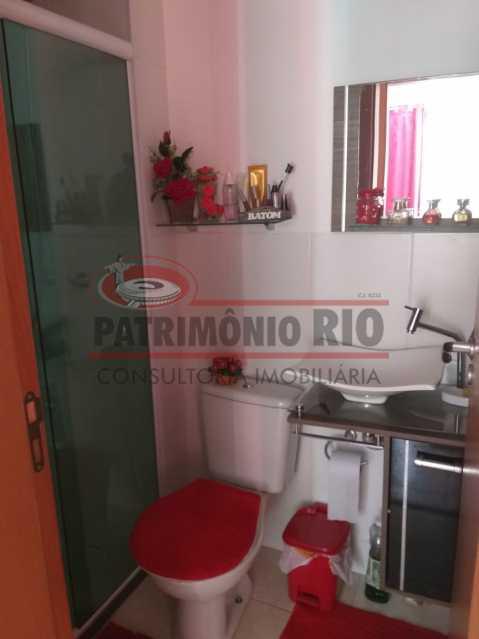 RS 17 - Apartamento de 2quartos com suíte todo reformado - PAAP22995 - 13