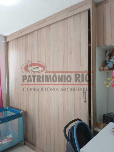 RS 21 - Apartamento de 2quartos com suíte todo reformado - PAAP22995 - 10
